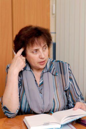 Ирина Чудова